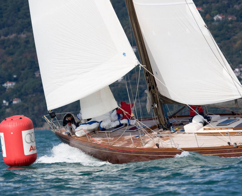 clan 2 19 metri yacht vela