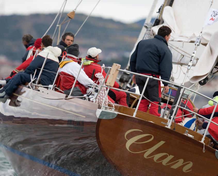clan 2 carlini yacht vela classico