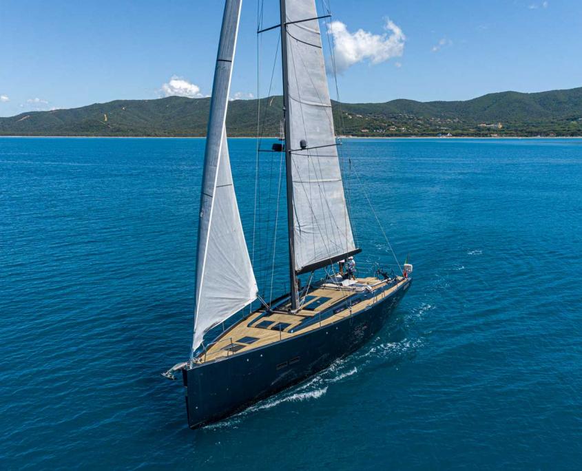easy sailing kind of blue