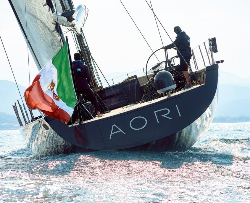 aori 24 metri wally yachts
