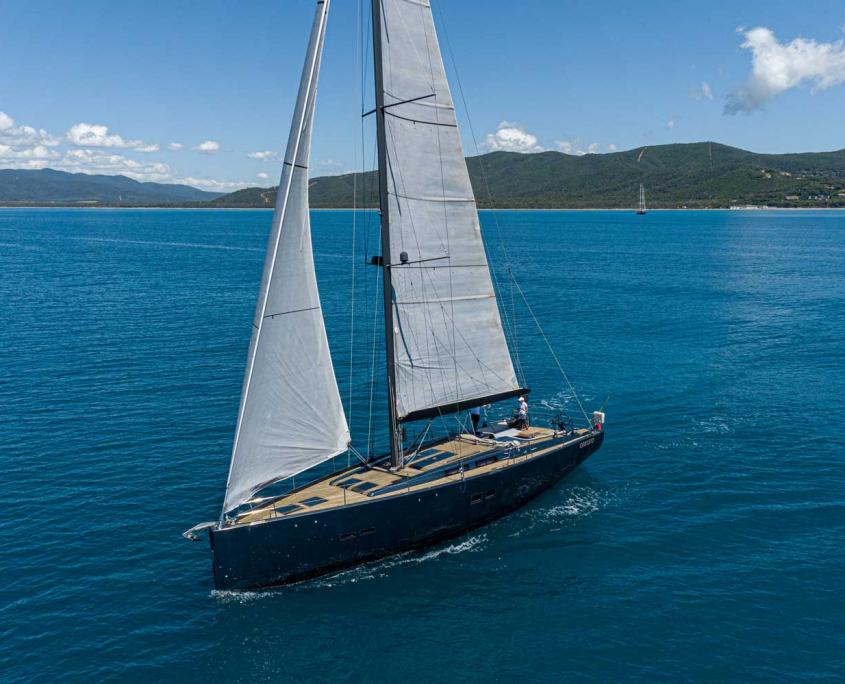barca noleggio kind of blue