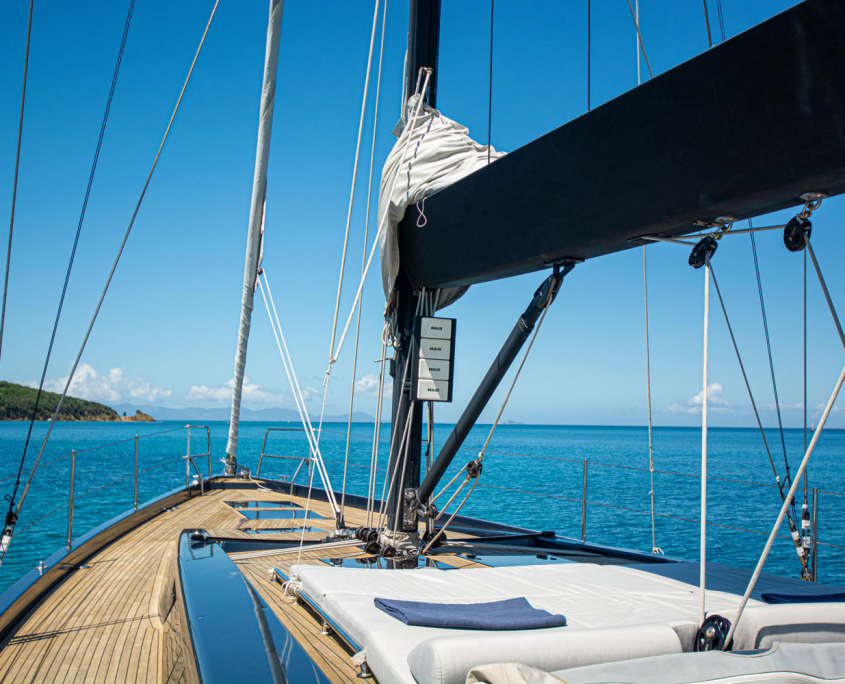 ponte barca vela
