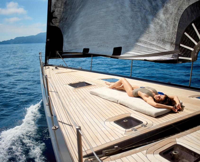 prua aori yacht