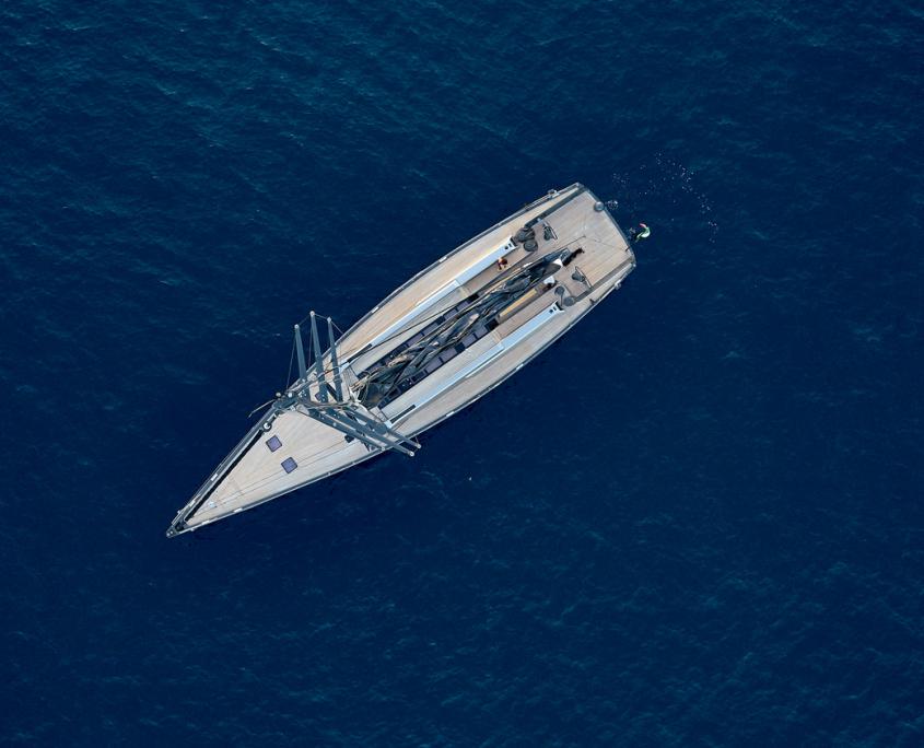 wally yachts aori